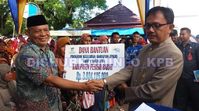 Dana PKH Diduga Disunat Miliran Di Pesibar