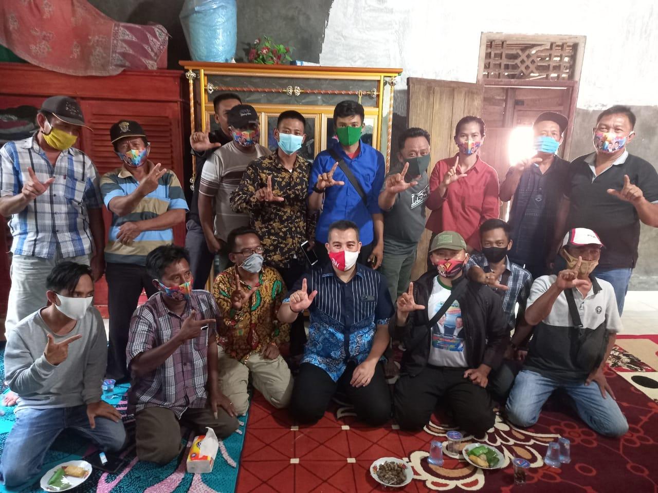 Selama Kepemimpinannya, 246 Hektare Hutan Register 21 Bukti Kerja Dendi Ramadhona