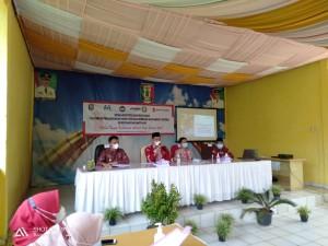 DR.Fauzi Buka Sosialisasi PATBM Kecamatan Banyumas