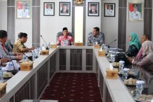 Bupati Parosil Mabsus: Bantuan PSBI Dalam Upaya Pengembangan Ekonomi Lokal Di Lampung Barat
