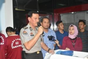 Ditreskrimsus Polda Lampung Gerebek Penampungan Dan Pengemasan 366.650 Ekor Benih Lobster